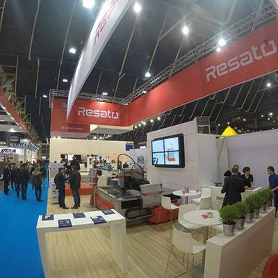 Want to visit Resato at exhibitions in 2017?