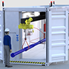 PPU - Containerized Test Bay
