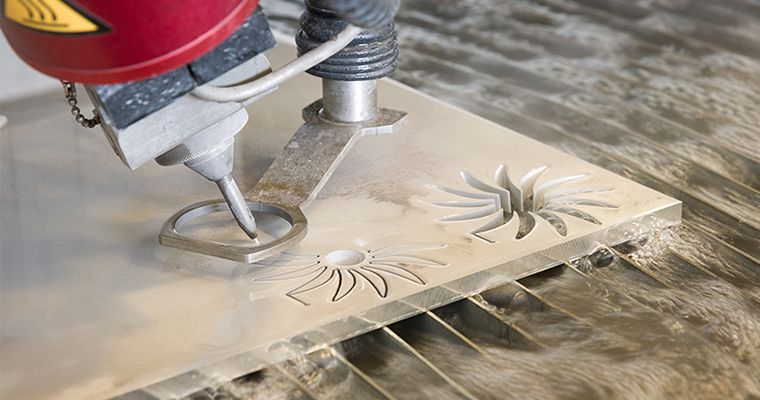 Waterjet cutting: aspects to consider before investing