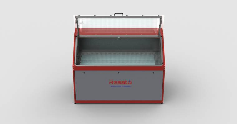 Workshop test cabinet